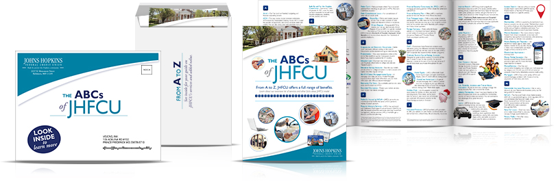 ABCs products and services booklet Johns Hopkins Federal Credit Union