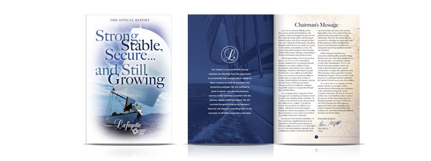 Annual Report LAFAYETTE