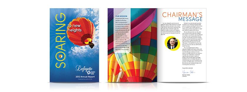 Annual Report lafayette 2012