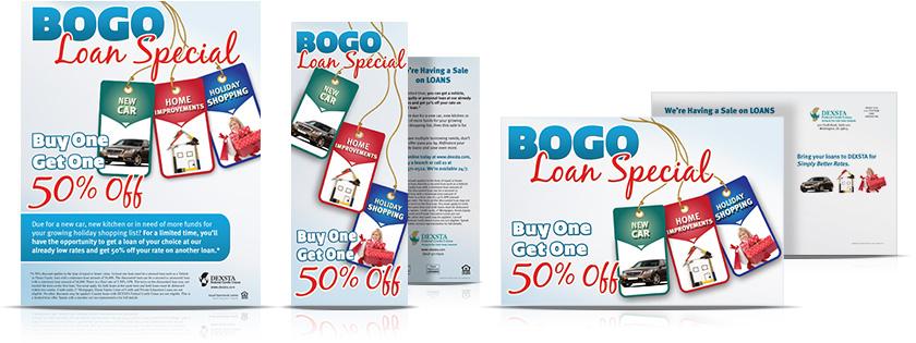 bogo loan special DEXSTA