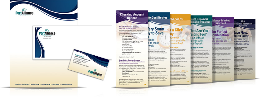 branding product cards pafcu