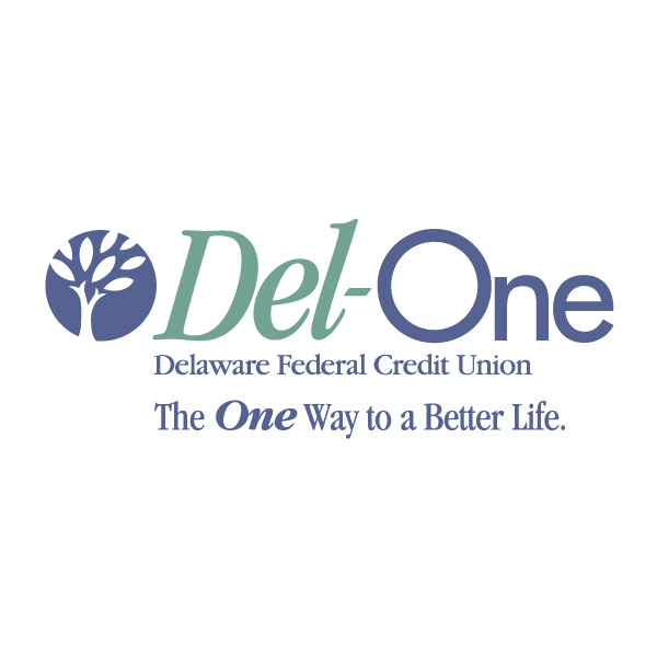 logo Del One Delaware Federal Credit Union