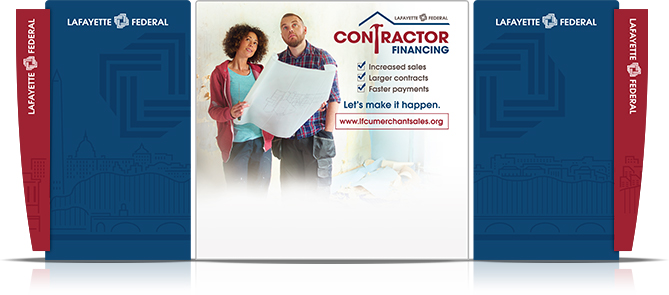 display Lafayette Federal Contractor Financing