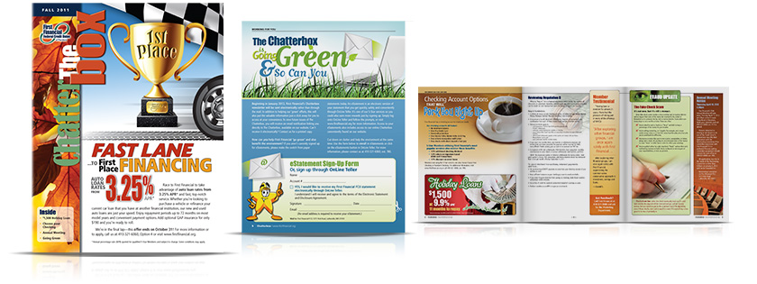 newsletter auto loan go green FFFCU